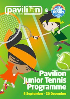 Mini tennis programme 2015
