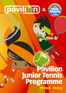 Mini Summer tennis programme 2015