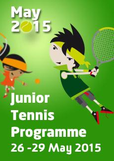 May Holiday Junior Tennis Camp