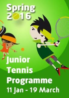 kids tennis lessons 2016