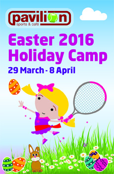 Kids Easter Holiday Tennis Camp