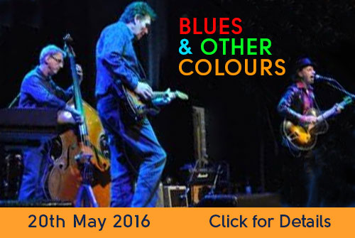 blues at the pavilion