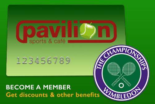 pavilion membership card