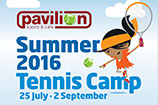 Kids Summer Holidays Tennis Camp 2016