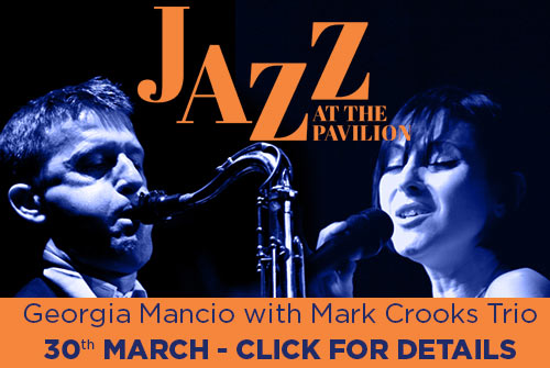 mark crooks and georgia mancio gig