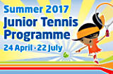 kids tennis lessons spring 2017