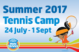kids tennis lessons may school holidays