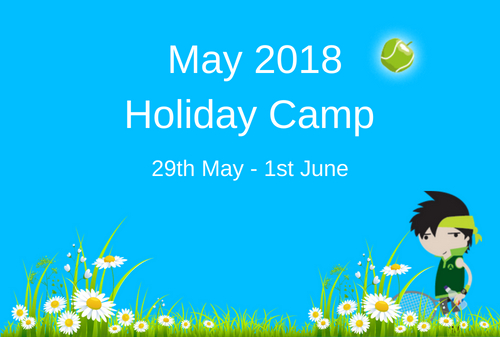 May 2018 Holiday Camp