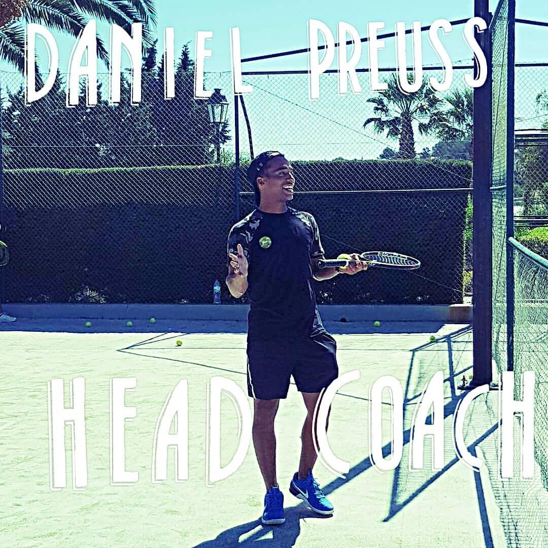 Dan Our Head Coach
