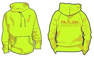new pavilion hoodie