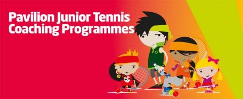 kids and junior tennis coaching programme