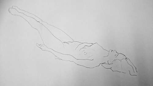 life drawing classes in muswell hill