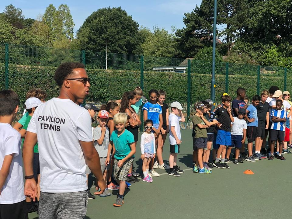 Spring Junior Tennis Programme 2019